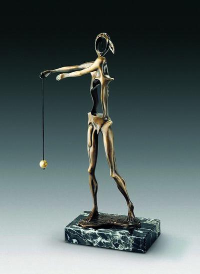 Salvador Dalí, 'Homage To Newton', 1980