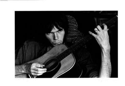 Graham Nash, 'Neil Young, 1969', 2016