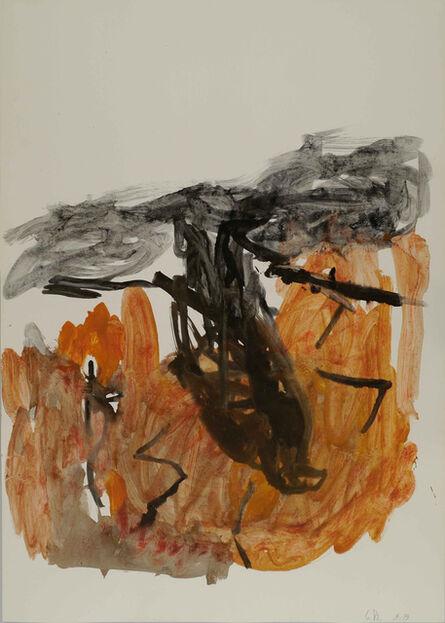 Georg Baselitz, 'untitled (Eagle), 1979', 1979
