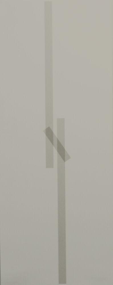 Vera Molnar, 'Dans le Brouillard A ', 1992-2014