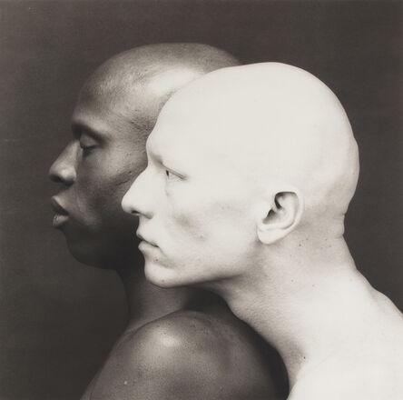 Robert Mapplethorpe, 'Ken Moody and Robert Sherman', 1984