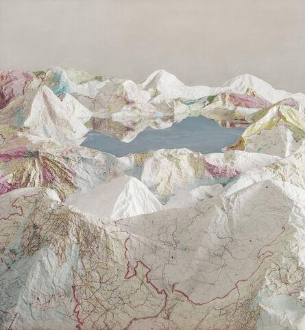 Ji Zhou, 'The Map No. 5', 2015