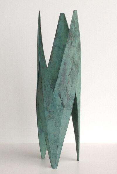 Lars Englund, 'stabil, bronze', 2011