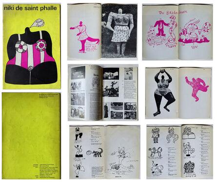 """Niki de Saint Phalle, '""""Les Nanas Au Pouvoir"""", Exhibition Catalogue Stedelijk Museum Amsterdam, Catalogus No.419', 1967"""