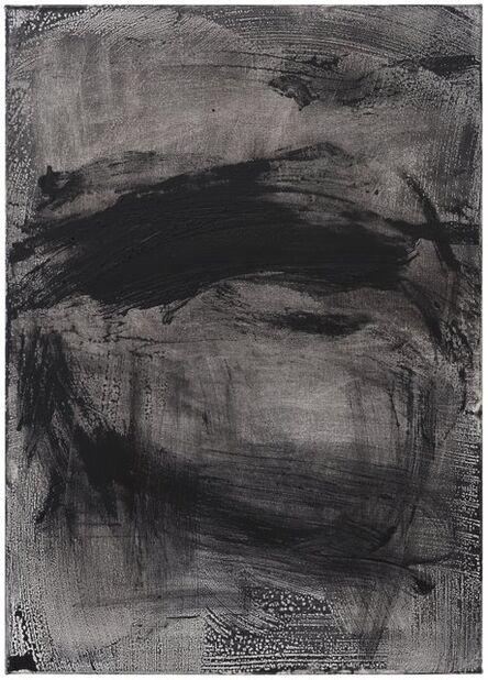 Helmut Federle, 'Informal Multitudes (Duelo a Garrotazos/F.Goya)', 2020