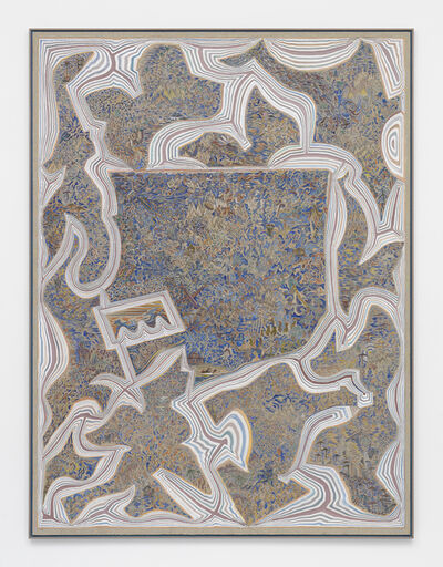 Zach Harris, 'Linen Last Judgement', 2014