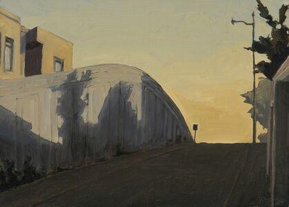Jeff Bellerose, 'Quiet Street', 2004