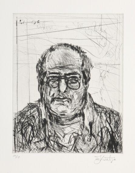 William Kentridge, 'Self Portrait State VI', 2007