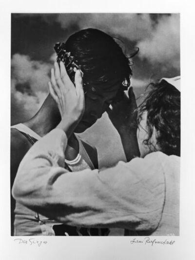 Leni Riefenstahl, 'Der Sieger (Sieger)', 1936