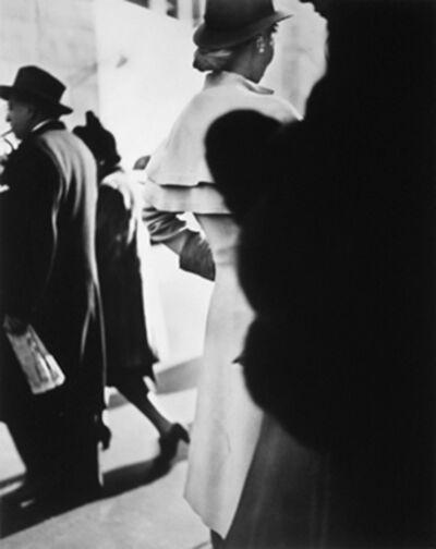 Genevieve Naylor, 'Model Wearing Rosenblum, Harper's Bazaar', 1946