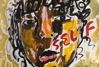 Kamaria Shepherd, 'She Learned Herself Awake', 2021