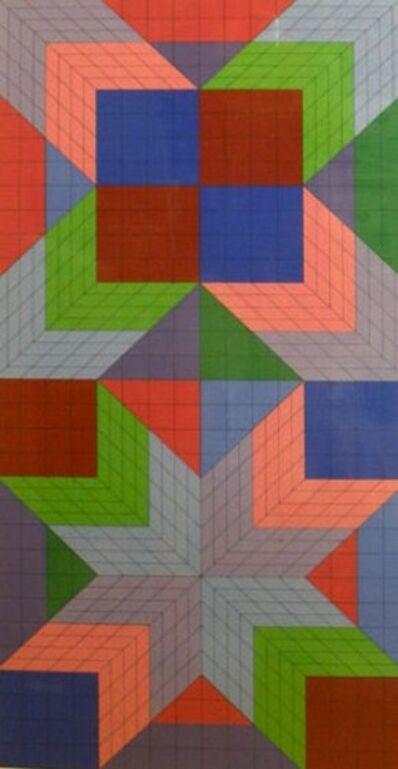 Victor Vasarely, 'Door', 1982