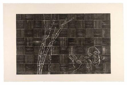 Susan Rothenberg, 'Listening Bamboo', 1989-90