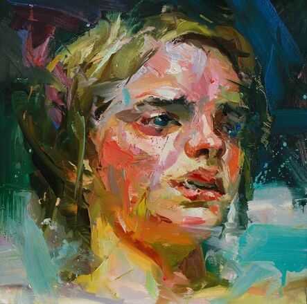 Paul Wright, 'Film Girl (Emma Watson)', 2017