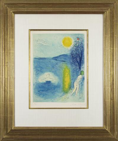 Marc Chagall, 'Daphnis and Chloé: The Summer Season', 1961