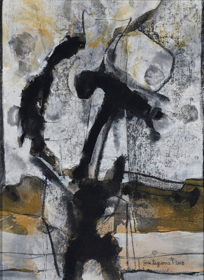 José Lazcarro, 'A primera vista 2', 2018