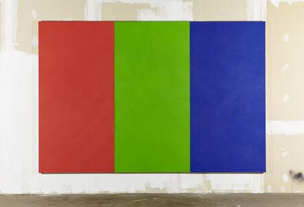 Kerim Seiler, 'Flag of Mars', 2018