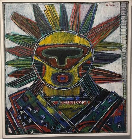 Moshe Tamir, 'AMERICART', 1995