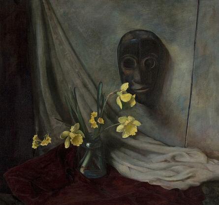 John McCoy, 'Daffodils and Mask'
