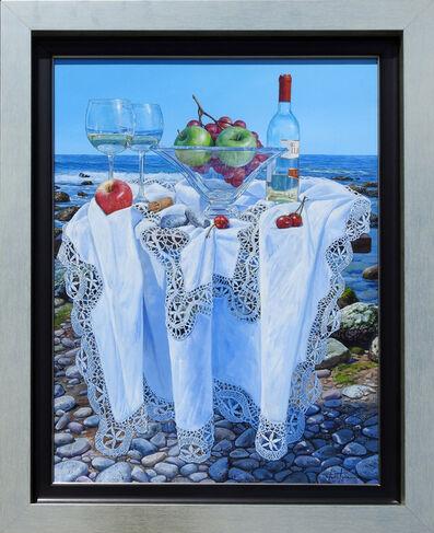 Marc Esteve, 'Saturday Brunch by the Sea', 2020