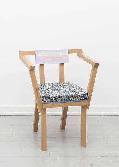 "Clémence Seilles, '""Takapplie"" Chair', 2017"