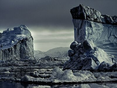 Henrik Saxgren, 'Ice Gate', 2015
