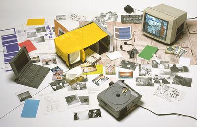 Rirkrit Tiravanija, 'Catalogue (Back of Postcard Reads) Memories', 1997