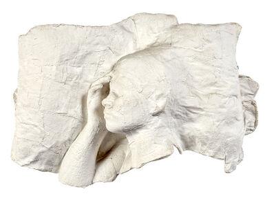 George Segal, 'Sleeping Woman'