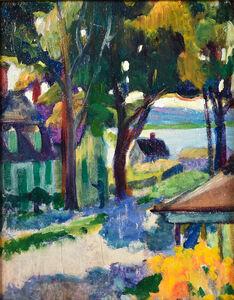 Leon Kroll, 'Gloucester', ca. 1915