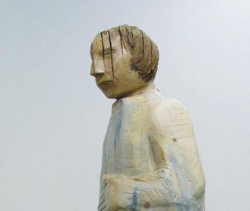 """Francisco Leiro, '""""Cabeza escahada""""', 2009"""