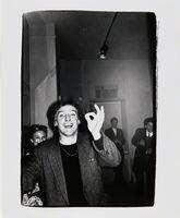 Andy Warhol, 'Andy Warhol Photograph of Dennis Hopper at Studio 54'