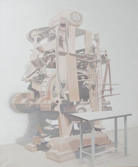 Thuy-Van Vu, 'Iron Chink (State History Museum)', 2014
