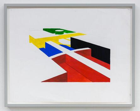 Matt Mullican, 'Untitled', 1991