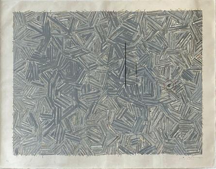 Jasper Johns, 'Dutch Wives', 1977