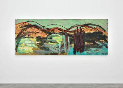 Karel Appel, 'Horizon of Tuscany no.21', 1995
