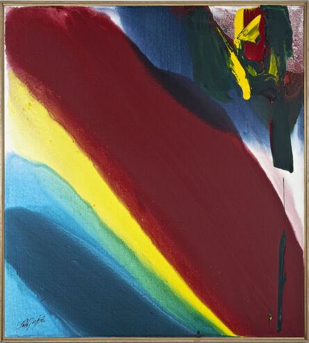 Paul Jenkins, 'Phenomena Edge Of Sound', 2006