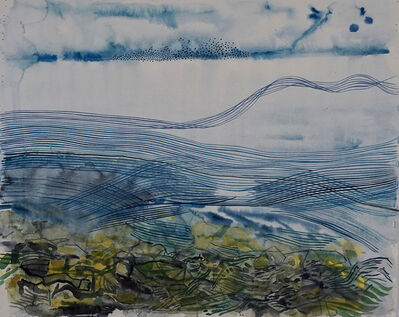 Brian Frink, 'Wind Over Water', 2019