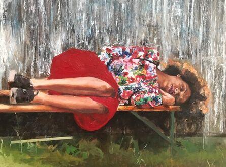 Kate Halsall, 'Camise', 2018