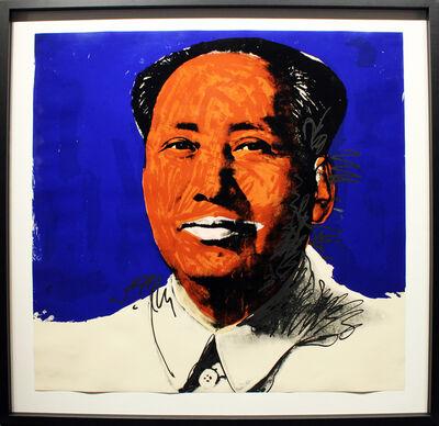 Andy Warhol, 'Mao (FS II.98)', 1972