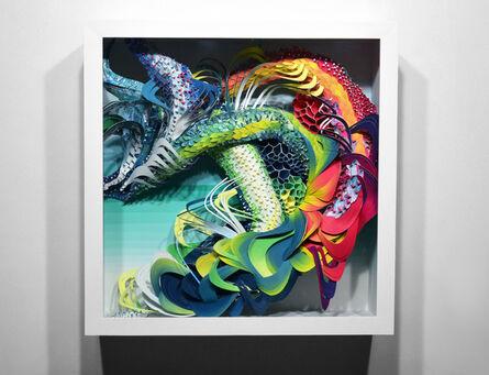 Crystal Wagner, 'Spectrum: Bio Interloper VIII', 2014