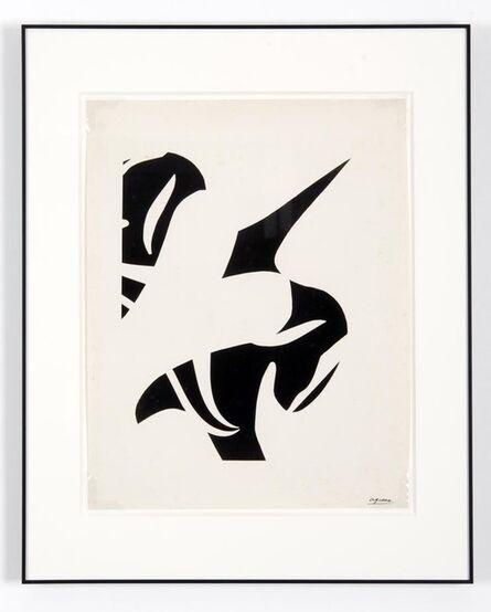 Romulo Aguerre, 'Expresionismo concreto No. 2', 1967