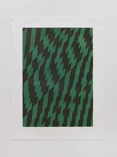 Richard Deacon, 'Blackfriars Green', 2012