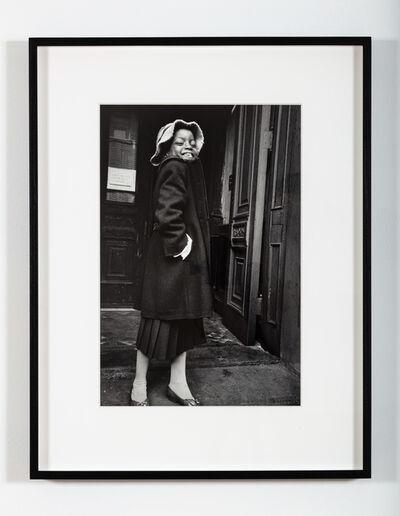 Martine Barrat, 'I'm grown but nobody knows it (Harlem)', 1988