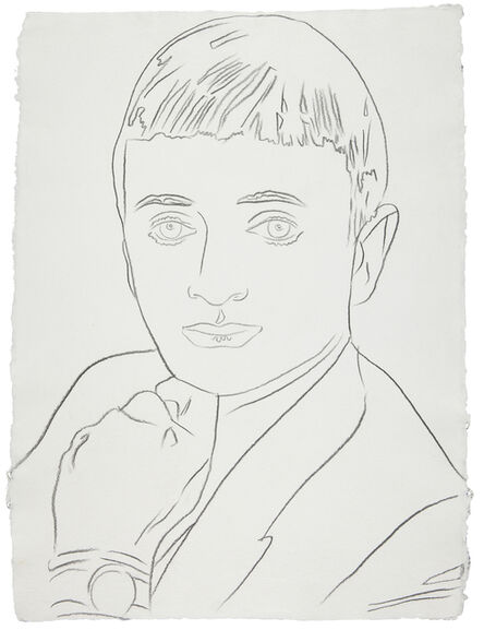 Andy Warhol, 'JACQUES BELLINI', 1983