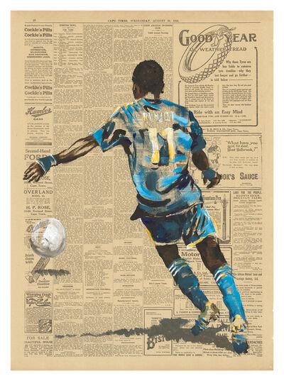 Lisette Bambine Forsyth, 'football in east africa', 2019
