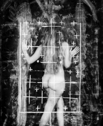 Safaa Mazirh, 'AMAZIGH, Aouchem, croix', 2017
