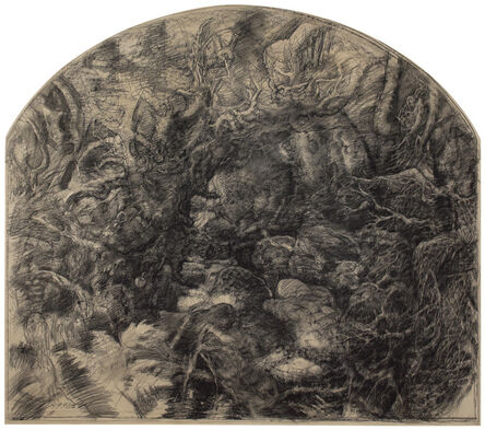Hyman Bloom, 'Landscape', ca. 1963