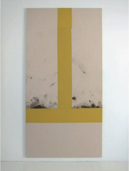 Samuel François, 'Untitled (because the sunrise is yellow) ', 2015