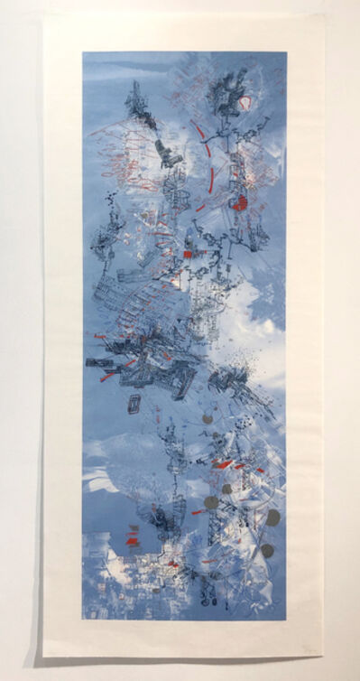 Sarah Sze, 'Floating City', 2005