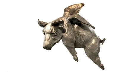 Giuseppe Palumbo, 'Wilbur Flying '
